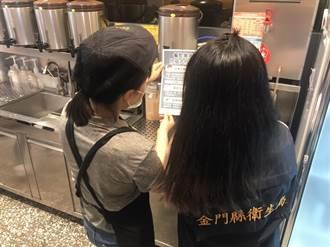 金門抽驗市售飲冰品 5件茶飲料不合格