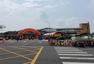 斗南火車站新站啟用 舊站除役成為古蹟並存