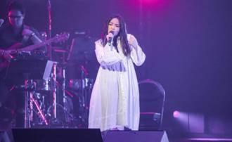 徐佳瑩「卸貨」前最後一唱!挺七個月孕肚自曝初老症狀