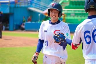 未來之星賽》U18投打俱佳 16支安打痛擊台南市