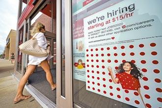 美失業率大降 疫情來新低