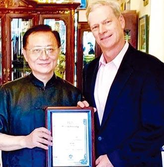 勝大莊總裁 暢談藝術投資