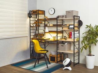 複合家具 提升租屋空間運用率