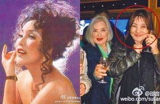 Top5 名門千金成一代豔星 2度失婚又破產 晚年擺攤度日