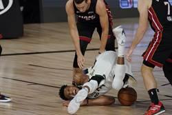 NBA》放棄掙扎?字母哥踝傷G4可能不打