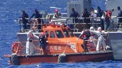吐瓦魯封鎖邊境 日方首求助 海巡歷經16天搭載3台2日人返國