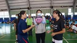 不只政治活動 民進黨台南市黨部首辦社區籃球賽接地氣