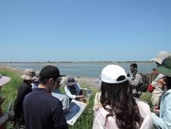 公私協力為布袋鹽田溼地生態與發電尋求共好