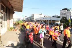 99體育日彰縣公有運動場館免費開放  和美古蹟健走吸引1500人