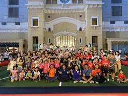 桃園市推廣足球運動 幼兒足賽參賽爆滿