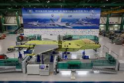 韓KF-X隱形戰機主體組裝線曝光 配備自產ASEA雷達