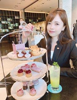 北緯二十五法式下午茶 領味蕾偽出國