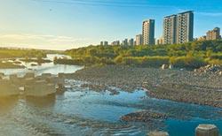 新竹水源疑受汙 75萬人沒好水喝