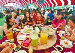 七股海鮮節七寶宴 50桌爆滿