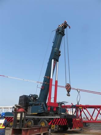 防範起重吊掛作業意外 勞工局籲落實吊掛作業安全管理