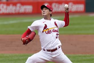 MLB》紅雀隊金廣鉉腎病 進傷兵名單