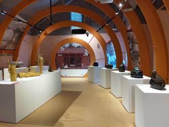 「綻放藝術陶世界」開展!多元媒材傳遞陶藝溫度