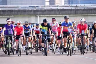 瘋單車 柯P宣布10年自行車路網計畫 30米道路設專用道