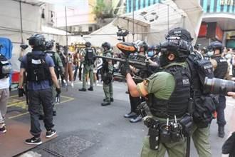 港示威者發起九龍大遊行 已90人被捕