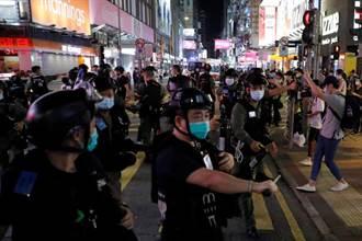 香港大遊行要求重啟選舉 警方逮捕289人