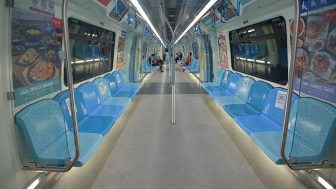 台北捷運站示意圖。(圖/達志)