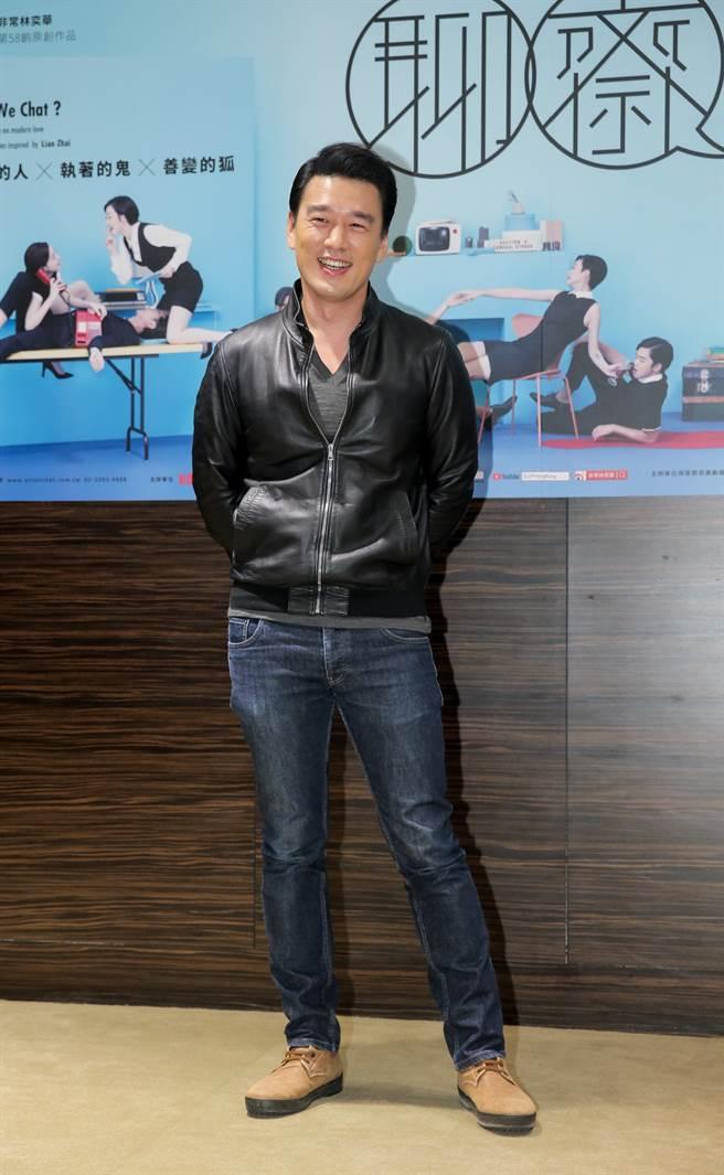 王耀慶是著名的演技派演員,他近年把演藝重心轉往大陸發展。(圖/本報系資料照片)