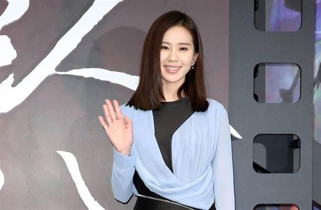 气质女神刘诗诗产后状态极佳,升格当妈的她举手投足依旧超少女。(图/本报系资料照片)