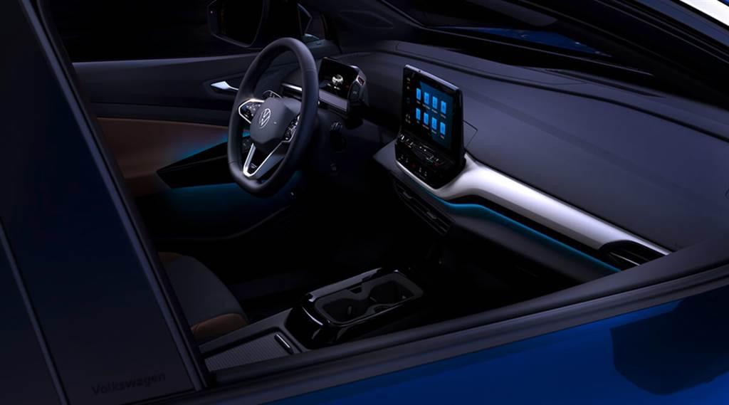 Volkswagen公佈ID.4的內裝照 採用無「殺生」的座椅