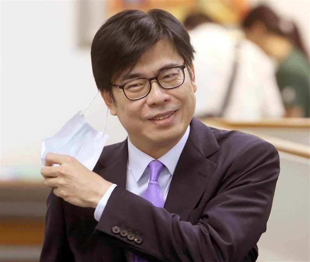 高雄市長陳其邁。(圖/中時資料照)