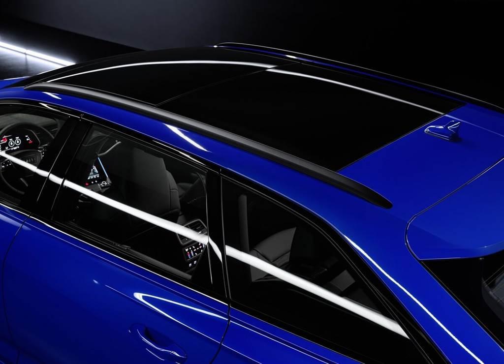 Audi推出RS6 Avant RS Tribute Edition 只有25輛,僅限美國販售