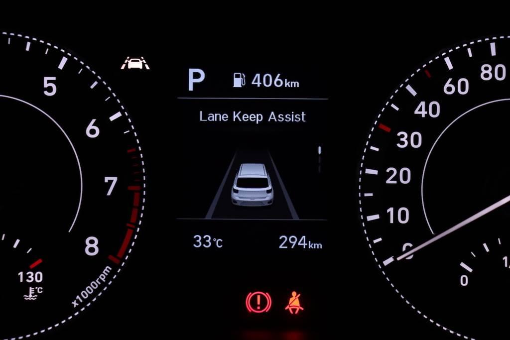 大膽前行的「都會」玩家,2021 Hyundai Venue GLC 1.6 SmartStream G