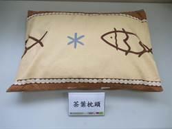 茶粉造粒新商機 茶葉枕睡得香甜