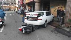 倒車視線死角多 中市統計8個月303人傷
