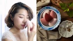 全新台灣品牌推3款美妝蛋 包裝盒具巧思1步驟化身收納架