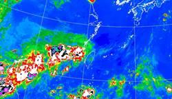 初秋到 迎風面地區降雨增 中南部空品「紅色警示」