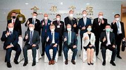 捷克團訪合庫銀 評估設布拉格辦事處