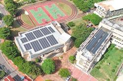 中市府擴大太陽光電適用範圍