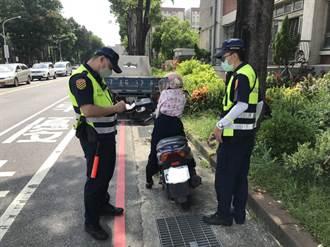台南市實施路口安全大執法 警方再陷「開單比賽」迷思