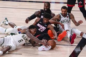 NBA》熱火關門失敗 巴特勒認為全隊鬆懈了