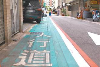台灣人日常?110公尺跨欄現身街頭 網傻:要報名比賽嗎