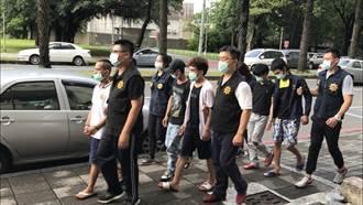 越南「芒果哥」爽開名車騙同鄉 台越警合作逮5嫌