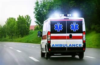 19歲少女確診新冠肺炎 送醫慘遭救護車駕駛硬上
