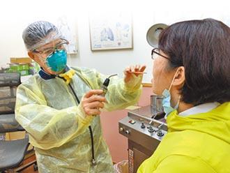 流感加新冠 要靠快篩救醫療