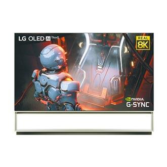 LG全新大電視 遊戲體驗跟上8K
