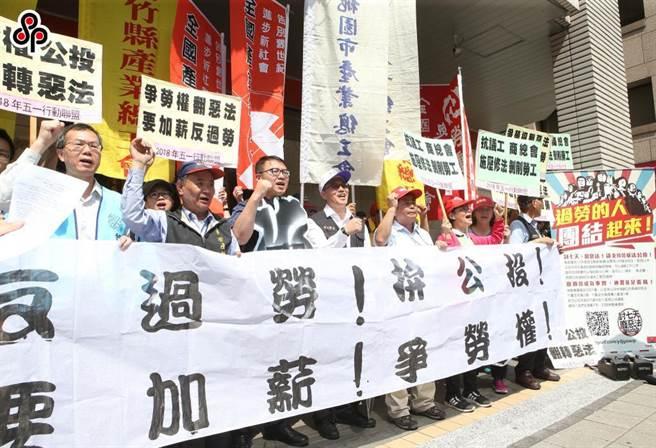 台灣面臨低薪處境,各行各業都在要求加薪。(本報資料照片)
