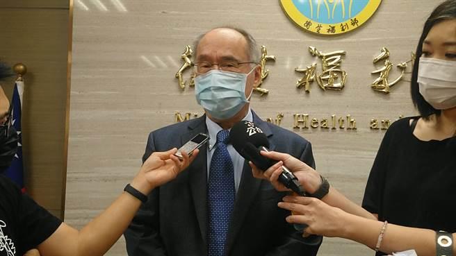 國衛院今公布DNA疫苗最新進度。(陳人齊)