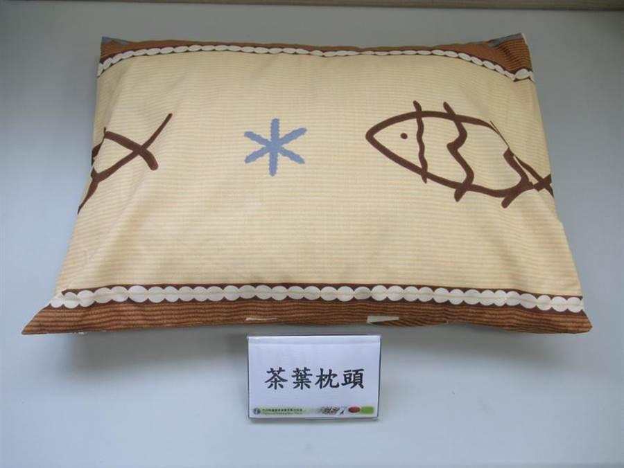 茶粉造粒新商機 茶葉枕睡得香甜 - 財經