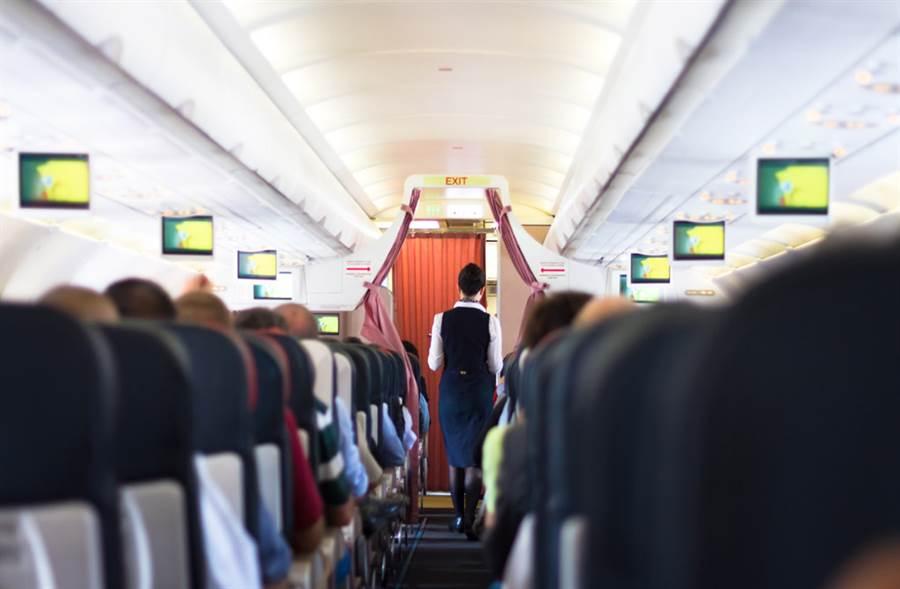 英國空姐私下組了論壇,大爆工作上的暗黑料,其中不乏國際巨星。(達志影像/shutterstock提供)