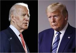 2020美大選》拜登民調再度領先川普2位數 但一大隱憂曝光