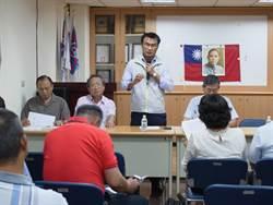 陳吉仲雲林座談 強調國產豬標章與產地標示